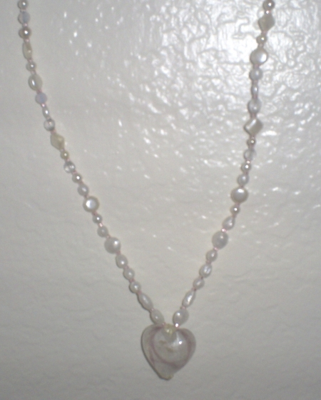 Pretty Heart Pendant